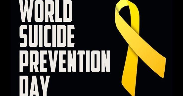 10 сентября - Всемирный день предотвращения самоубийств | Kaperde