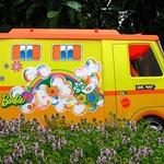 Barbie and Ken enjoyed many fabulous road trips in my Barbie camper van.