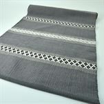 Max rips rug grey from Boel & Jan by Boel & Jan