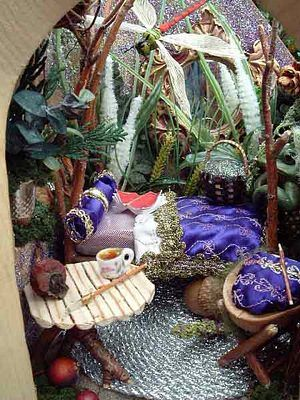 Fairy bedroom.