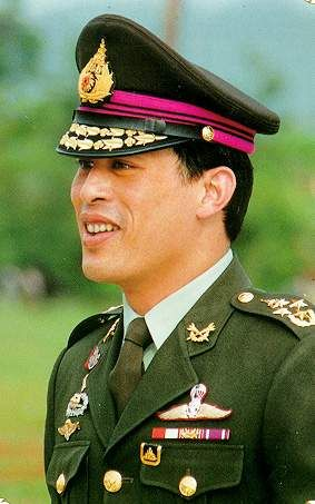 HRH the Crown Prince of Thailand was born on 28 July 1952, the only son of the King and Queen.