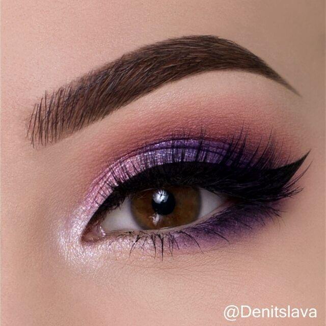 25 best ideas about purple smokey eye on pinterest