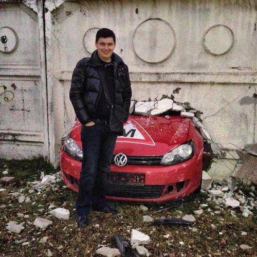 Car fails 19