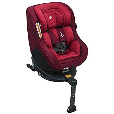 c59e8a637348 Joie Spin 360 Group 0+/1 Car Seat - Merlot: Amazon.co.uk: Baby ...