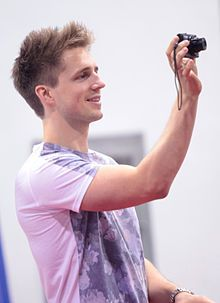 """Marcus Lloyd Butler-- (born 18 December 1991) is an English YouTube vlogger, known for his eponymous channel """"Marcus Butler"""" (formerly """"Marcus Butler TV""""), which as of June 2016 has more than 4.5 million subscribers. His second channel, MoreMarcus which consists mostly of vlogs, has over 1.8 million subscribers."""