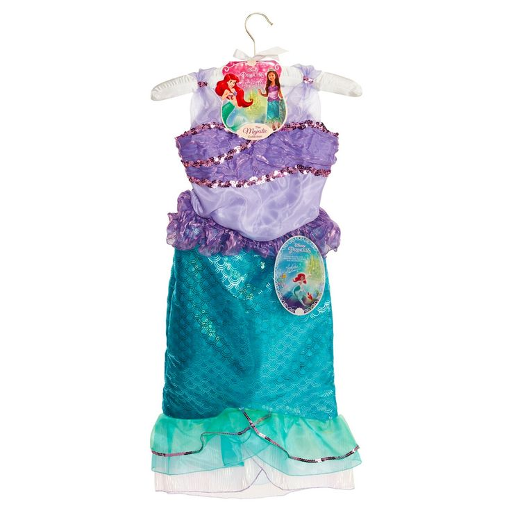 Disney Princess Majestic Collection Ariel Dress, Girl's