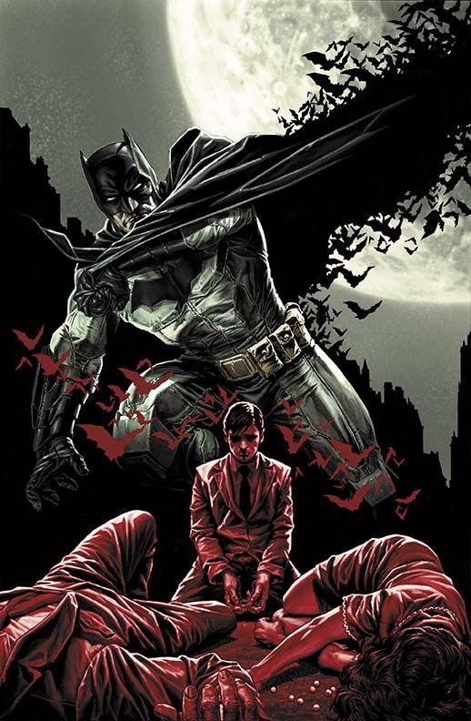 Secret Origins #2 contará a origem do Batman nos Novos 52