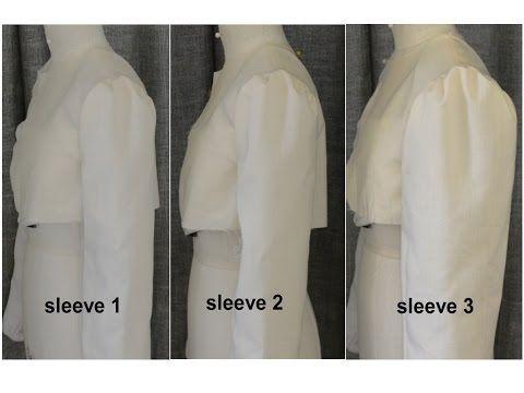 puff sleeves
