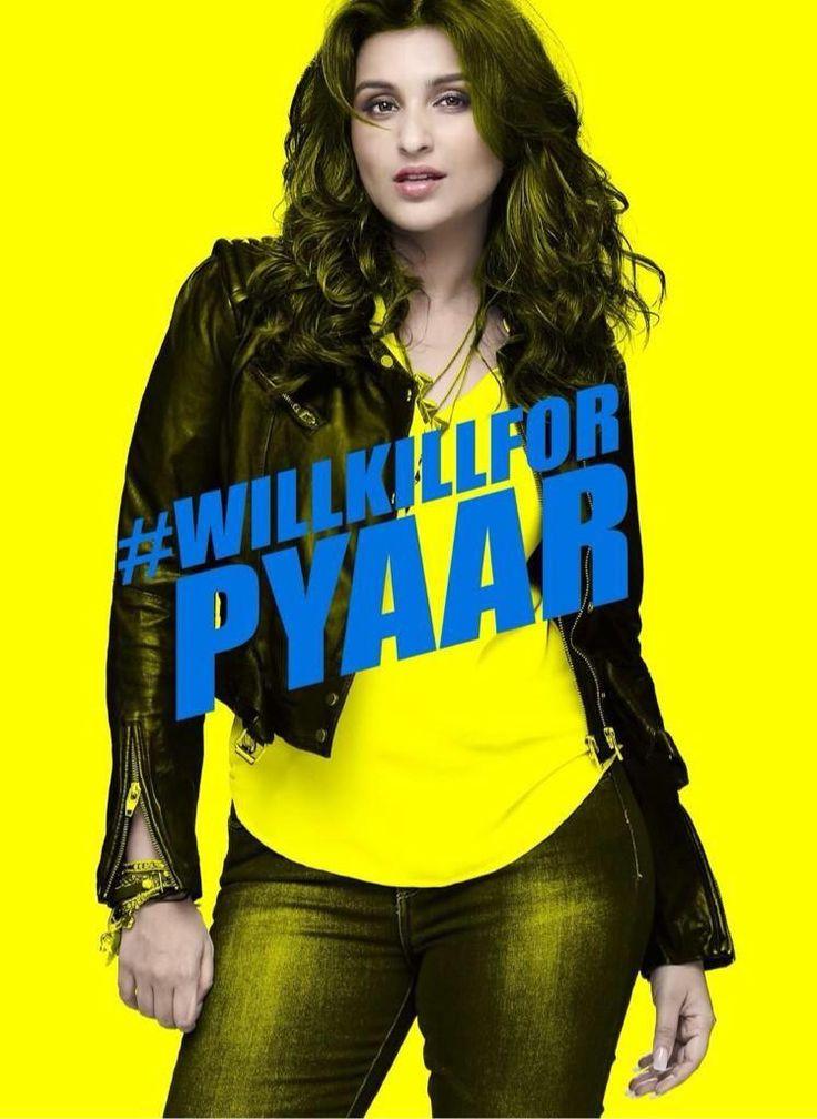 First look: Parineeti Chopra in 'Kill Dil'. #Bollywood #Fashion #Style #Beauty