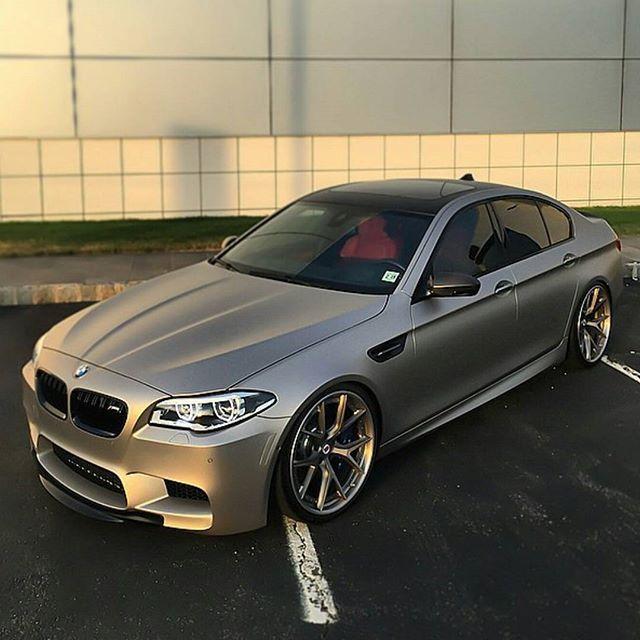 BMW F10 M5 frozen cashmere ➡️ @dmetuning ➡️ @bmwwmpoweer