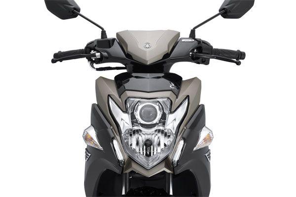 Yamaha Nouvo 2016 chính thức bán tại Việt Nam giá 34 triệu đồng