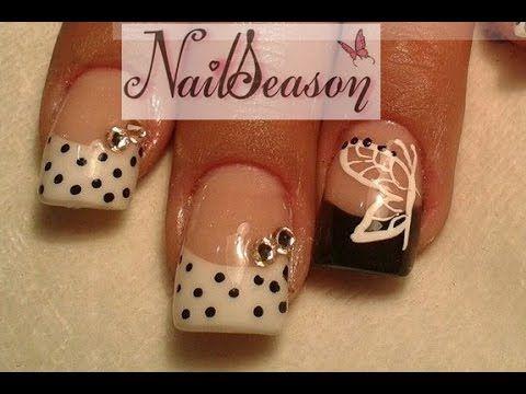 nail art con acrilico