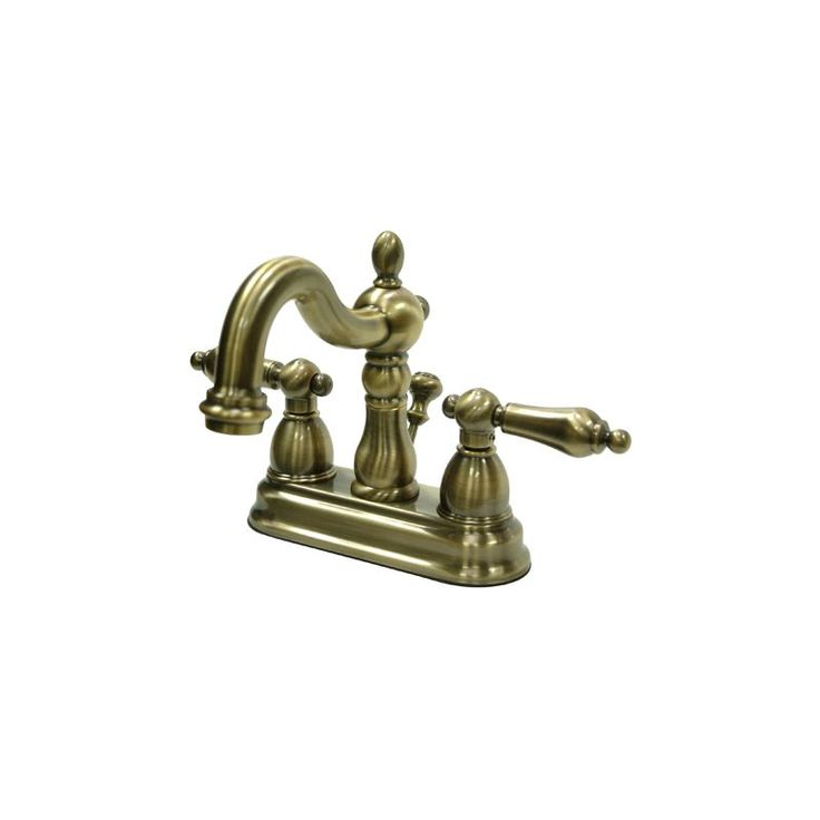 9 best images about Faucets on Pinterest | Traditional, Satin and ...