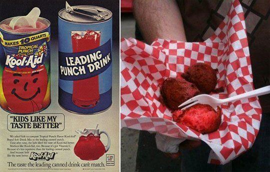 Deep-Fried Kool-Aid Balls: Not As Crazy As They Sound? — ABC News | The Kitchn