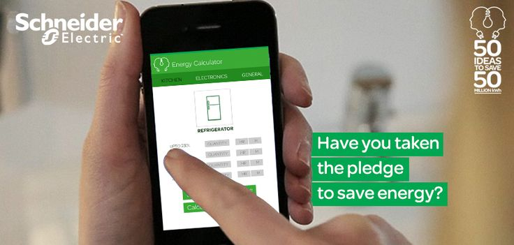 Have you taken the pledge to save energy? Do it now by downloading Schneider Electrics 'SE Energy Calculator.' Share your ideas of energy saving and calculate your energy consumption as well.Follow the link to download for Android and iOS https://www.facebook.com/SchneiderElectricIN/app_190322544333196