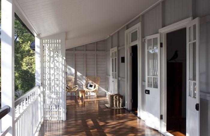 Urbane in Brisbane: Owen and Vokes Architecture : Remodelista, love the veranda