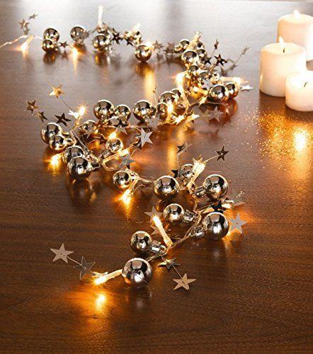 272 besten weihnachtsbeleuchtung bilder auf pinterest weihnachtsbeleuchtung girlanden und kerzen. Black Bedroom Furniture Sets. Home Design Ideas