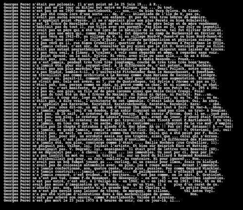 OULIPO ou les jeux de l'écriture à contraintes - http://www.plume-escampette.com/enligne/blog/oulipo-ou-les-jeux-de-lecriture-a-contraintes/