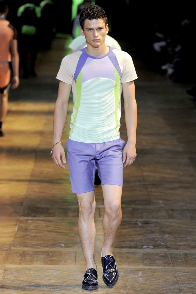 Mugler Spring 2012 Menswear - Collection - Gallery - Style.com