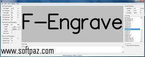 Download F-Engrave setup at breakneck speeds with resume support. Direct download links. No waiting time. Visit https://www.softpaz.com/software/download-f-engrave-windows-92819.htm and click the download now button.