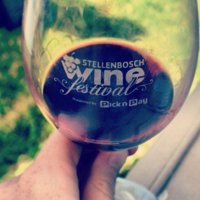 Wine, wine festival, Stellenbosch