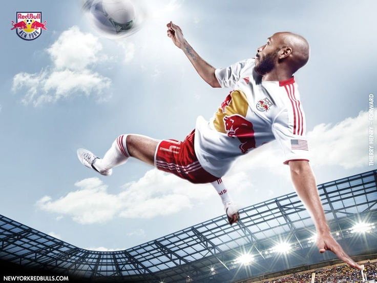 Red Bull - Thierry Henry