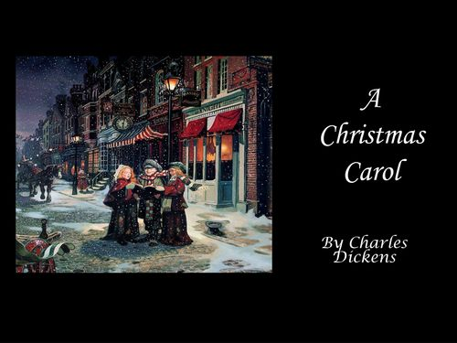 a summary of a christmas carol by charles dickens Stave 1 in keeping with the title of his work, a christmas carol, dickens has  divided his story not into chapters but into staves-that is, verses of a song.