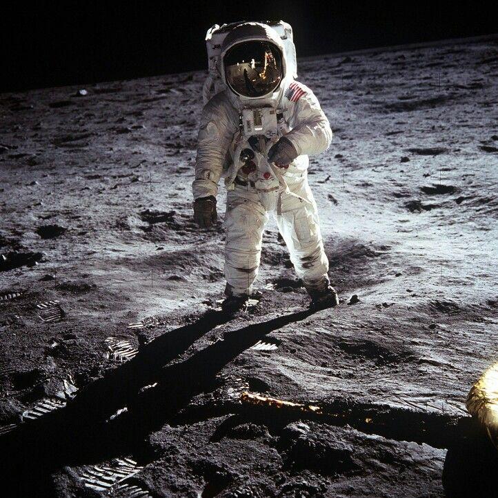 Caminando sobre la luna