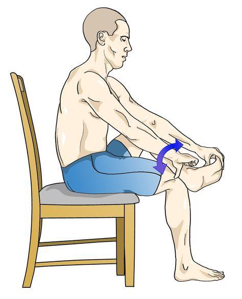 Tendinite d'Achille, auto-rééducation De nombreux exercices stimulent et guident la cicatrisation de votre tendon. Une activité ...