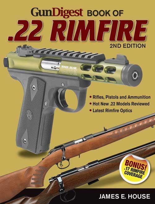 Gun Digest Book of  22 Rimfire, 2nd Edition – GunDigest