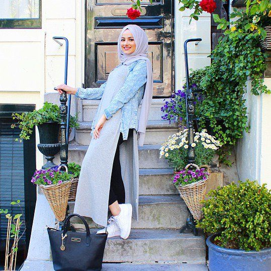 Pin for Later: These Hijab Fashion Bloggers Will Make You Rethink Modest Style Ruba Zai