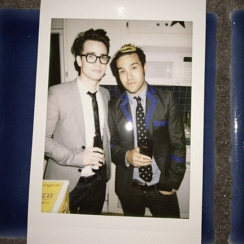 brendon and pete...nye 2012/13