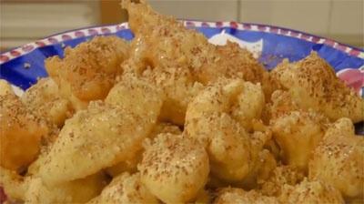 Zvingoi (Honey Puffs) Recipe - No.13 Greek