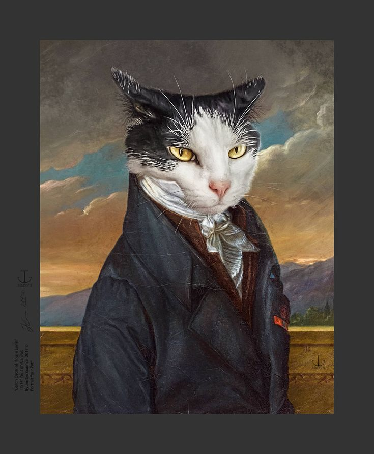 Excited to share the latest addition to my #etsy shop: Portrait Your Pet Custom #Victorian #artworks on Canvas.hang out of the box. http://etsy.me/2CIanAF #art #print  #portraityourpet #artwork #royal #catoftheday
