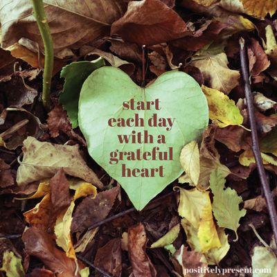 Grateful Heart
