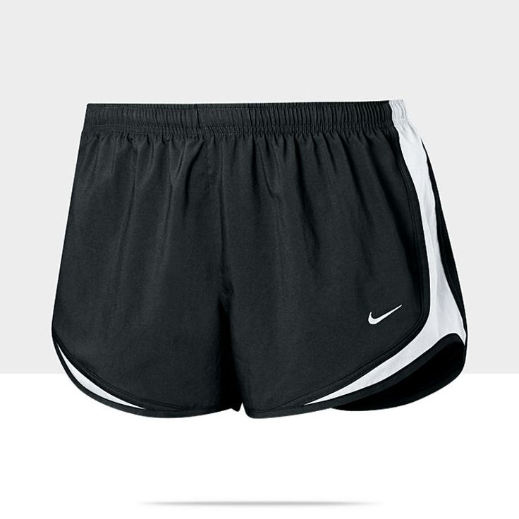 Nike Race Womens Running Shorts Black