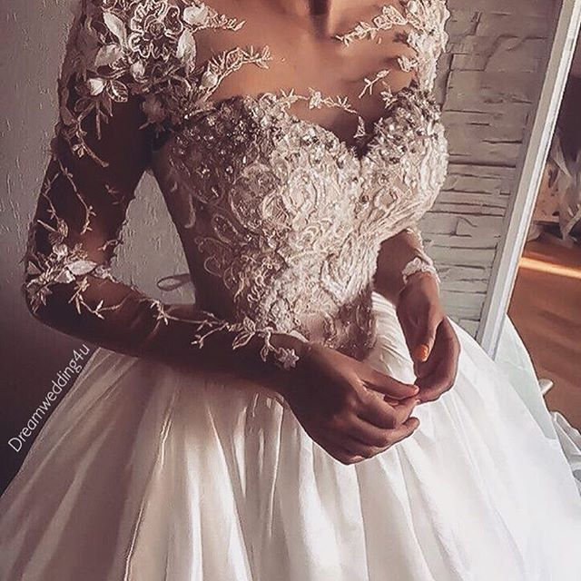 Expensive Wedding Gift For Bride : ... on Pinterest Beach wedding dresses, Ball gown wedding and Brides