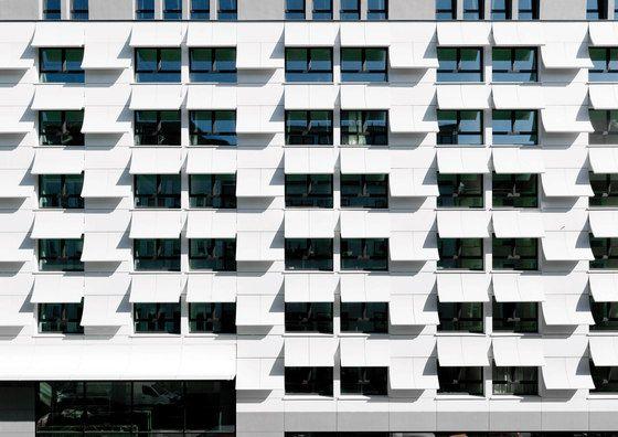 Sistemas de Fachadas   Eurostars Book Hotel y su fachada literaria   http://sistemasdefachadas.com