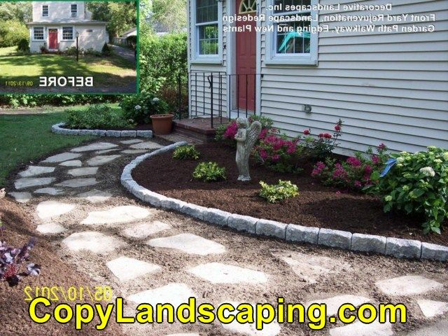 259 best images about front yard landscaping on pinterest for Landscape design ontario