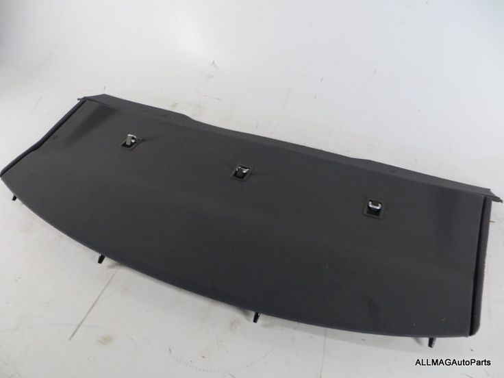 2005-2010 Volkswagen Jetta Rear Cargo Shelf Trim Cover (MK5) 9