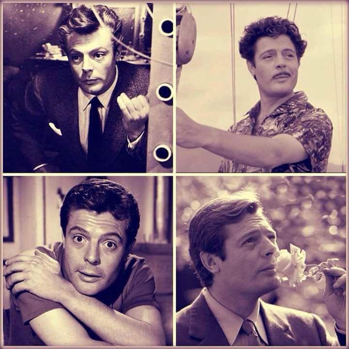 Marcello Mastroianni #cinema