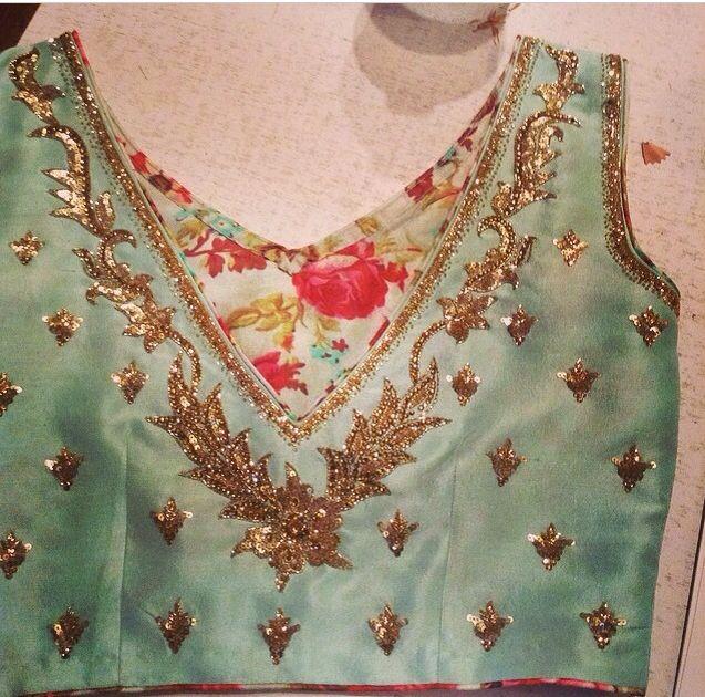Zara shahjahan blouse