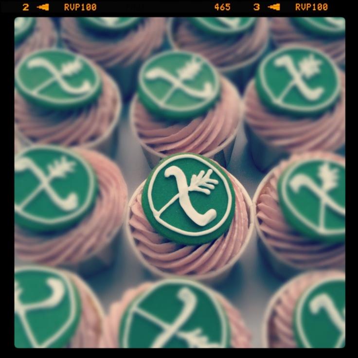 Glutenfree cupcakes by Yvette bakt...