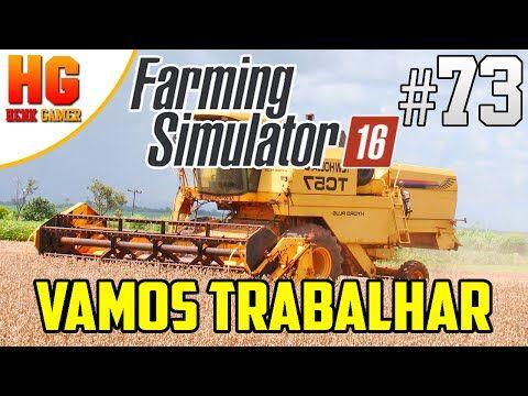 Farming Simulator 16 - Gameplay - Vamos Trabalhar - Tablet - Android e Ios - PT-BR #73 - http://techlivetoday.com/android-tablet-reviews/farming-simulator-16-gameplay-vamos-trabalhar-tablet-android-e-ios-pt-br-73/