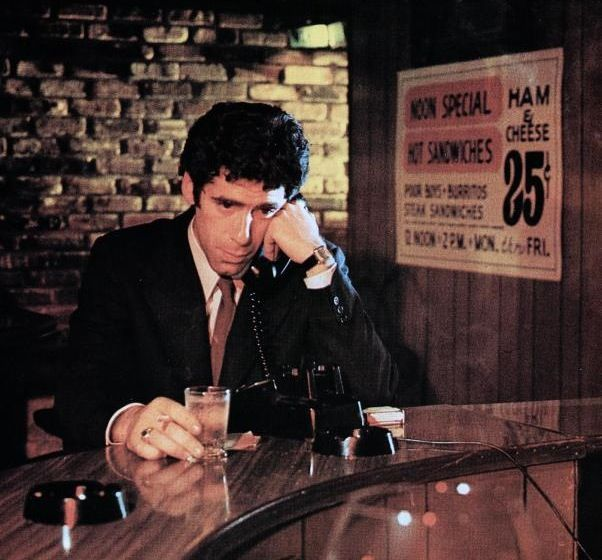 Elliot Gould in Altman'sTHE LONG GOODBYE (1973)