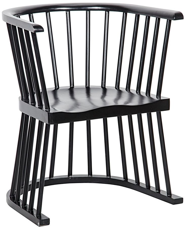 Noir Furniture Bolah Chair In Black Sof276hb Millbrook Pinterest Chairs Furniture And