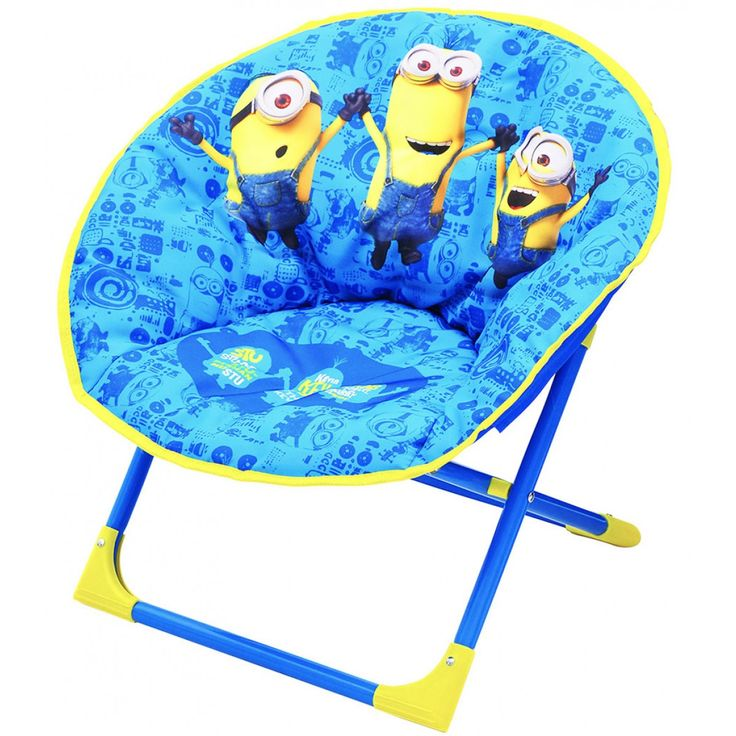 Minions Moon Chair from Funstra Toys