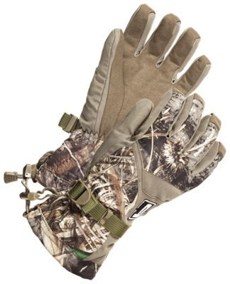 Banded Insulated Gloves for Men - Realtree Max-5 - XL