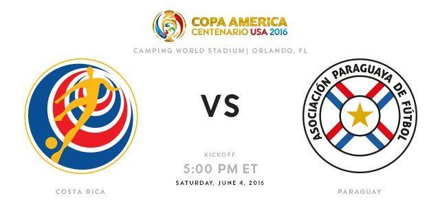 Costa Rica vs Paraguay 2016 Copa America: Final Score 0-0 in Defensive Struggle