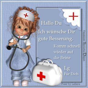 Gute Besserung GB Pics - Humor - #Besserung #Gute #Humor #